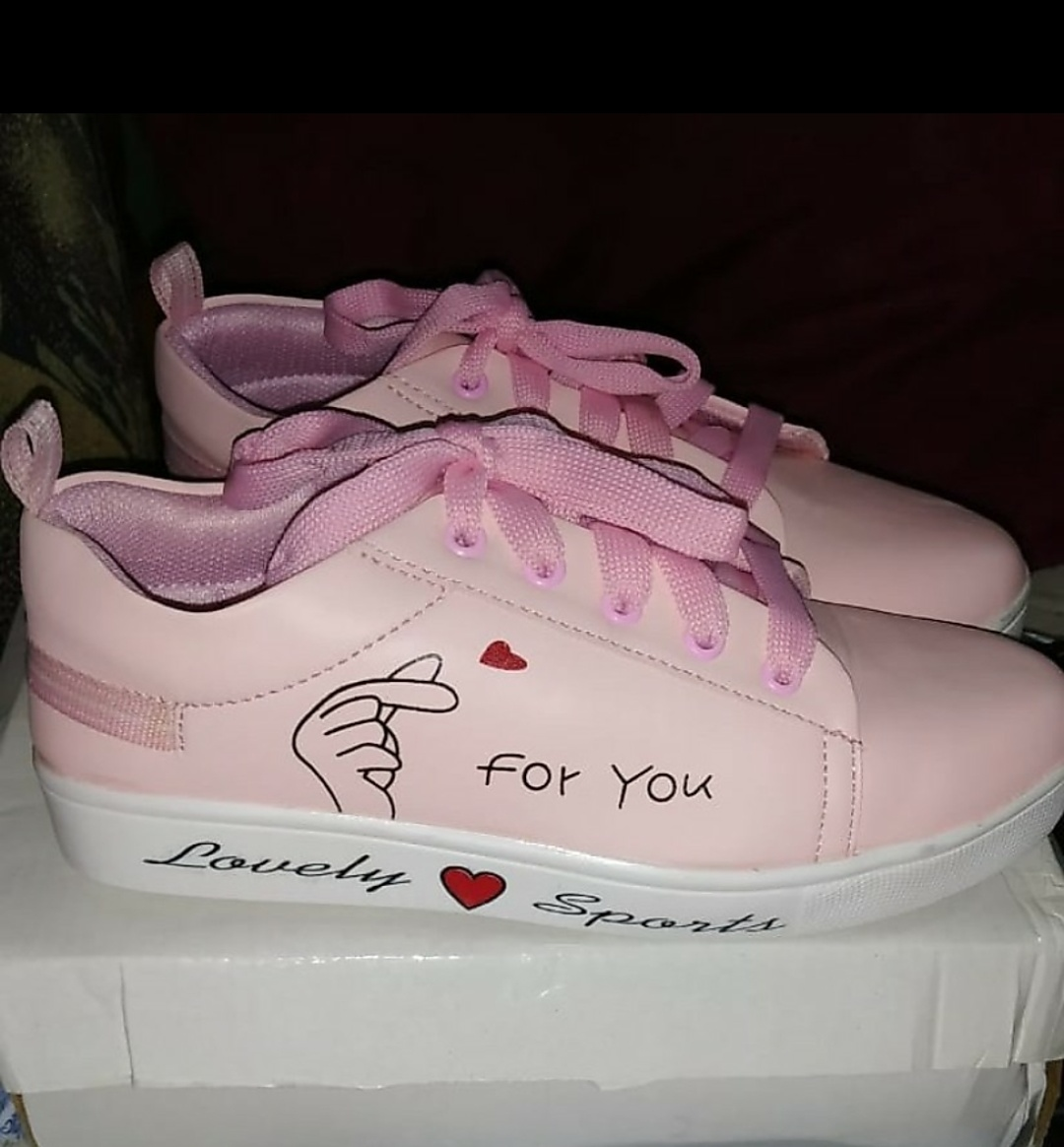 Perfect Stylish Girls Casual Shoes Sneakers For Women